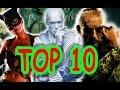 עשרת סרטי גיבורי העל הכי גרועים