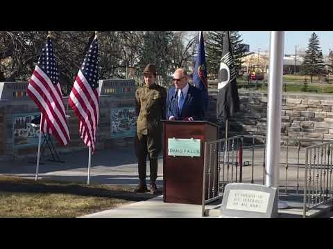 Idaho Falls Veterans Day 2018