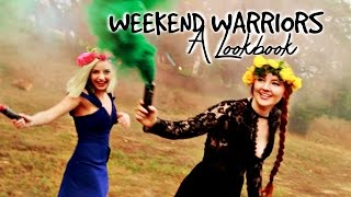 Weekend Warrior Lookbook⎟Feat. Maddi Bragg