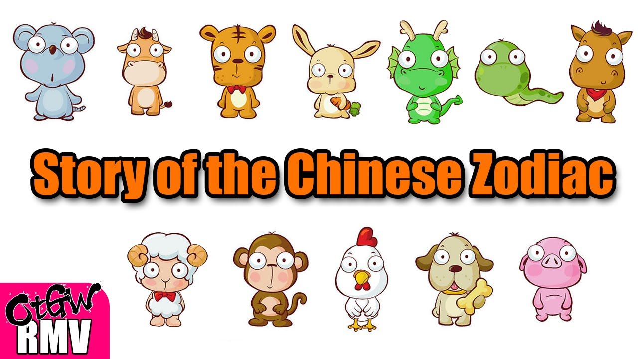 Story of the chinese zodiac youtube story of the chinese zodiac nvjuhfo Image collections