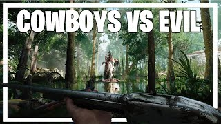 Hunt Showdown - Cowboys vs Evil w/ IamBoomer