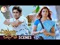 Naga Chaitanya Falls for Samantha   Ye Maya Chesave Movie Scenes   Gautham Menon   AR Rahman