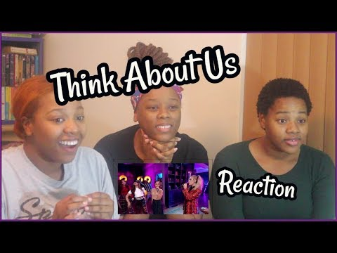 Little Mix - Think About Us (BRITs Are Coming) || REACTION