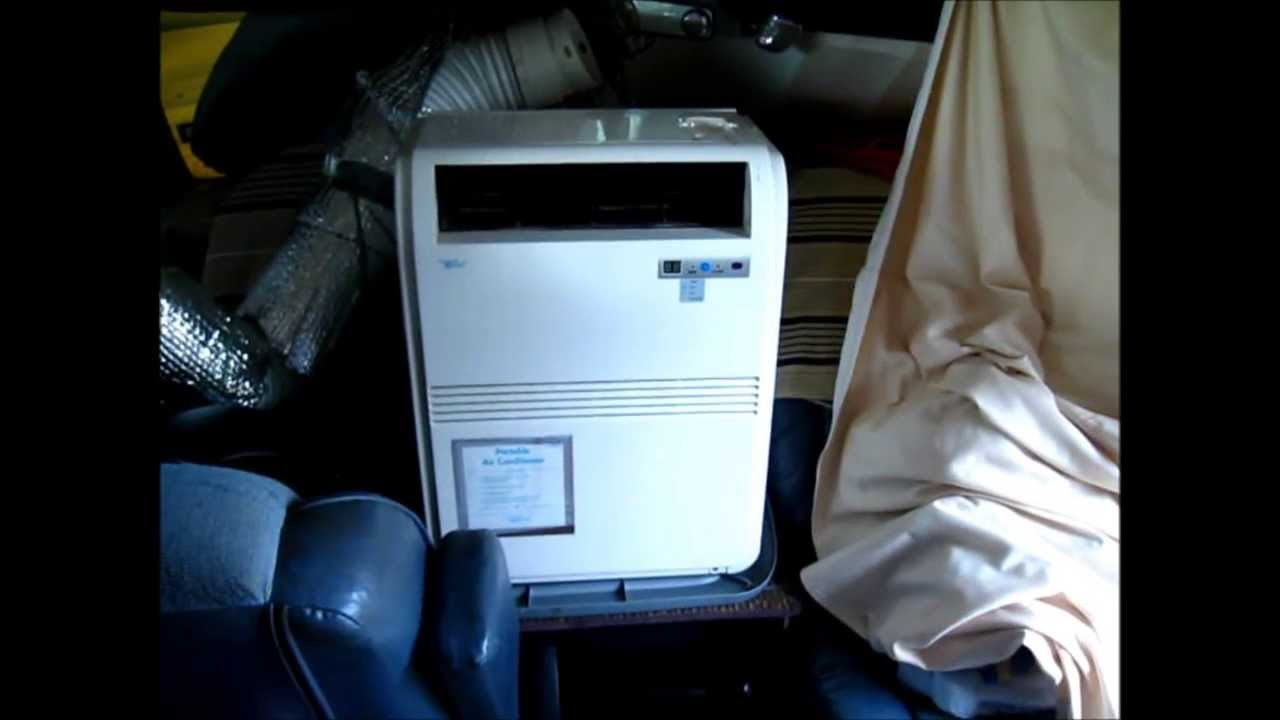 Leaking Haier Portable Air Conditioner