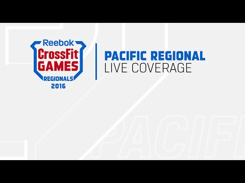 Pacific Regional: Team Events 1, 2 & 3