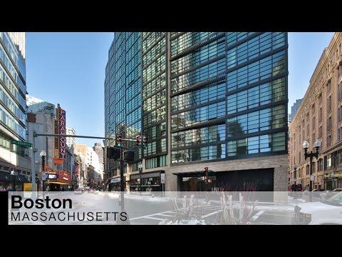 Video of 580 Washington Street (Millennium Place)  | Boston, Massachusetts real estate & homes