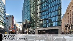 Video of 580 Washington Street (Millennium Place)  | Boston, Massachusetts real estate & homes