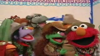 Sesame Street: Elmo's World: Wild, Wild West! - Clip