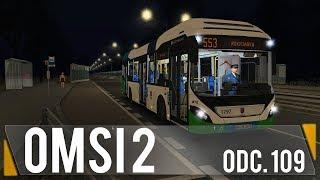 Szczecin, linia 553 (OMSI 2 #109)