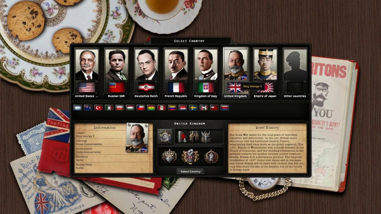 HOI4 Fuhrerreich: The German Commune AAR (Vote for the next series!)