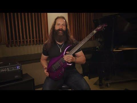 Ernie Ball Music Man John Petrucci Monarchy Majesty Series