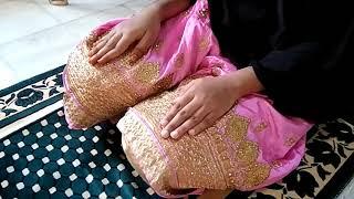 தொழுகை முறை ( பெண்கள் ) - hanafi
