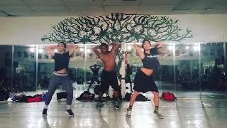 GUORDAN BANKS - Keep You In Mind   Whyley Yoshimura Choreography   Summer Waikiki from 8 Flavahz