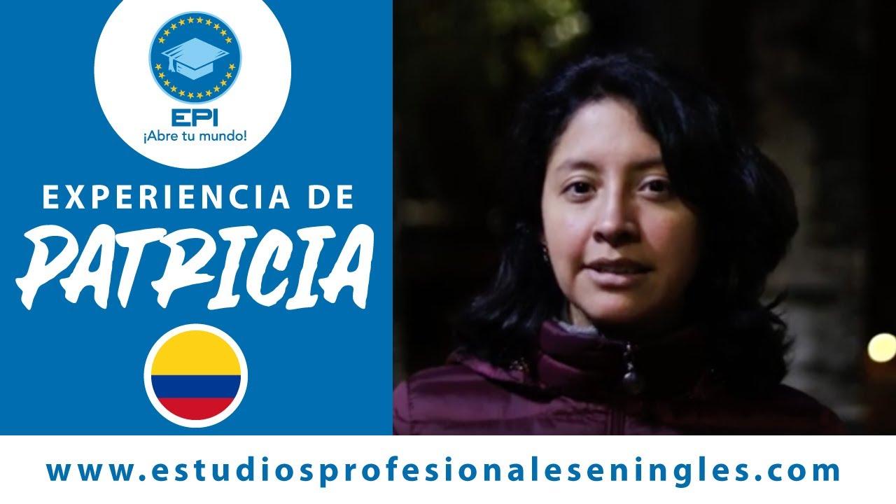 Viajera Patricia de Colombia