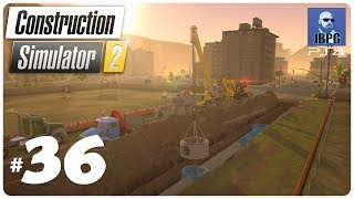 Construction Simulator 2 PS4 - Episode 36