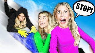 Mystery Box Snow Challenge!  (you decide) Rebecca Zamolo