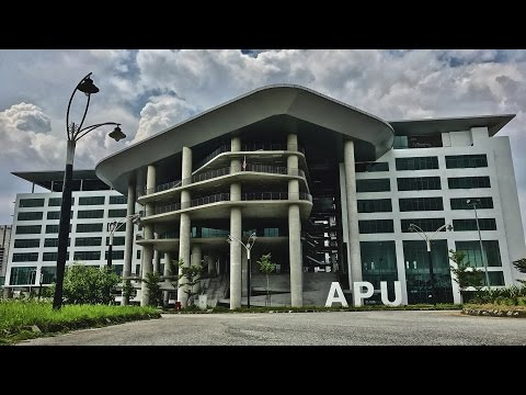 Asia Pacific University's New Campus Progress so far - iPhone 7 Plus in 1080p@60fps