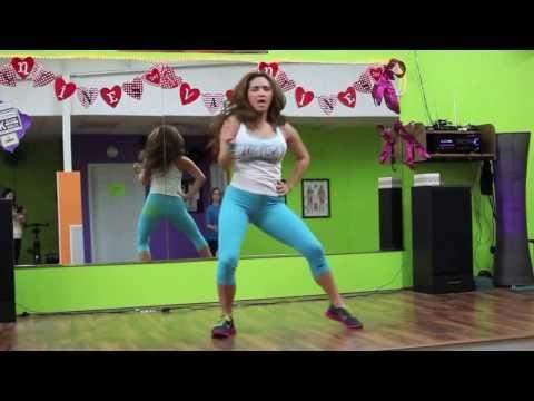 Princesa De Mi Cuento By Sergio Contreras Zumba Video