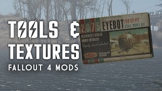 Game Changing Tools & Textures - Fallout 4 Mods - Oxhorn