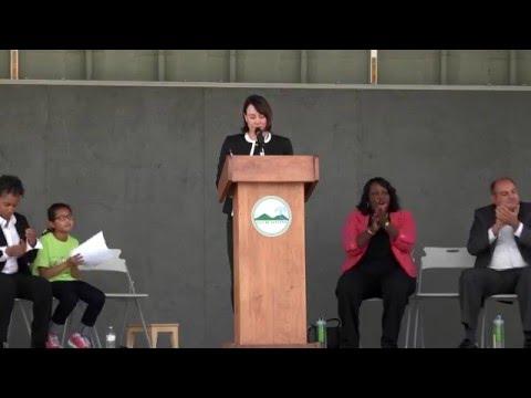 Fontana's Childhood Obesity Prevention Award