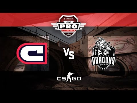 Alienware Liga Pro GC JAN/18 - Circa vs. Black Dragons (Overpass)