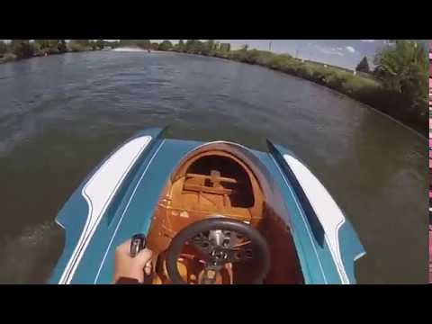 Hydroplane crash at Prosser WA