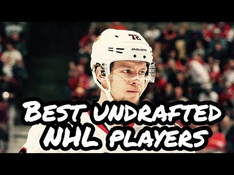 NHL Best Undrafted Players