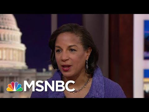 Susan Rice On Soleimani Assassination: White House 'Had No Case For Imminence'   Hardball   MSNBC