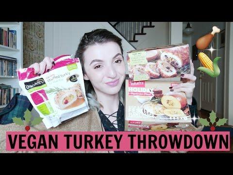 Vegan Turkey Throwdown! Which 'Turkey' Is best for you?