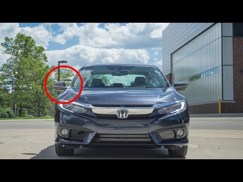 2016 Honda Civic Sedan Touring, Interior, Accessories, And Review