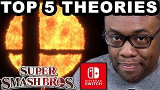 super smash bros e3 2018
