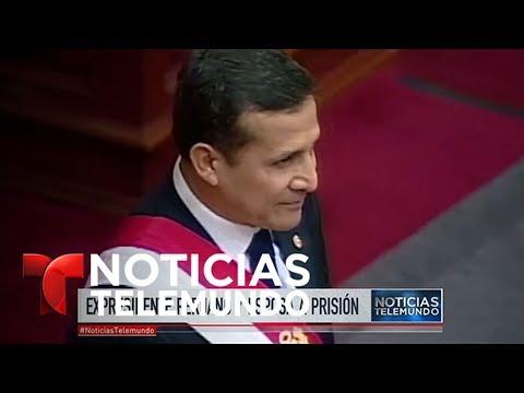 Noticias Telemundo, 14 de julio de 2017 | Noticiero | Noticias Telemundo