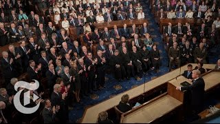 Fact Check: President Donald Trump's Address to Congress | The New York Times