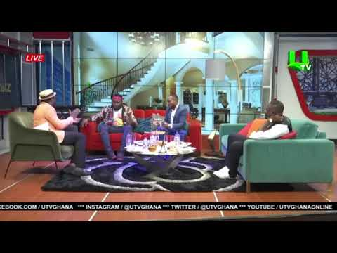 If You're A Man Don't Apologise!!! DKB 'Fights' Halifax…Almost Walks Out Of Live TV Show