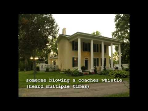 Haunted Bellbrook Ohio Residence - PPI 8-18-11