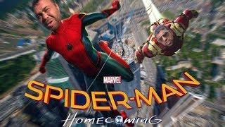 Человек-паук Возвращение домой 2017 (Русский трейлер)