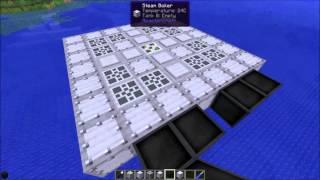ReactorCraft Tutorial #6.1 - 12 Core Fission Reactor