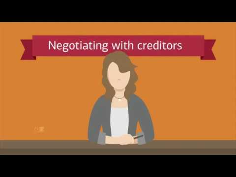How to Negotiate with creditor or Debt collection officer