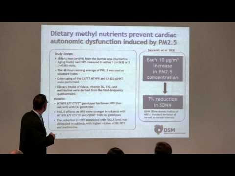 Daniel Raederstorff| DSM Nutritional Products| Switzerland | Nutritional Science 2014
