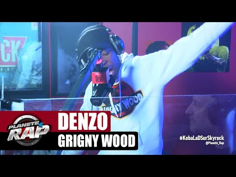 Youtube: [Exclu] Denzo«Grigny Wood» #PlanèteRap