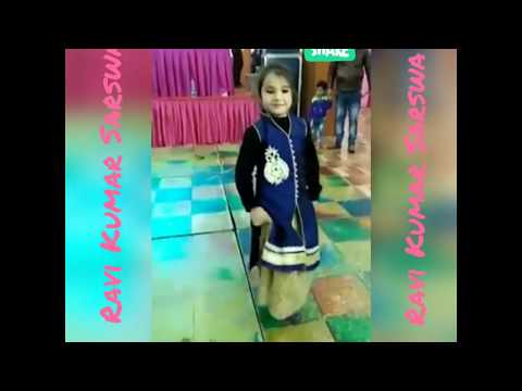 ✓ Sandal | सैंडल | Haryanvi DJ Song ✓ Dance By A Little Sweet Girl✓ | Editing By Ravi Kumar Sarswa |