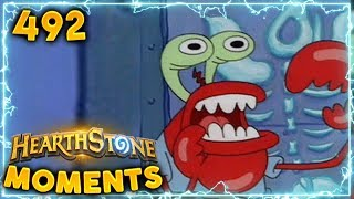 Holy Hungry Crab!! | Hearthstone Daily Moments Ep. 492