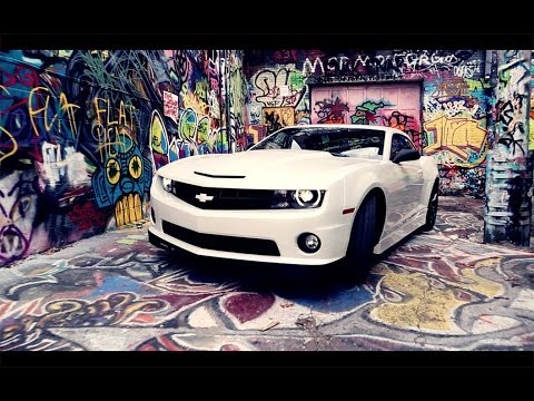 Camaro Ss Pearl White Car Wrap Youtube