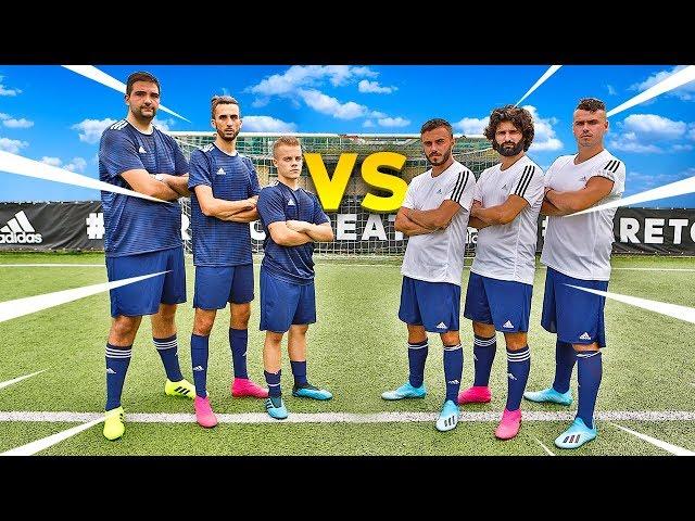 ⚽ 3 vs 3 FOOTBALL CHALLENGES con gli ELITES!