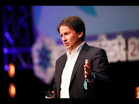 Marcus Weldon: Transformational technologies to create time