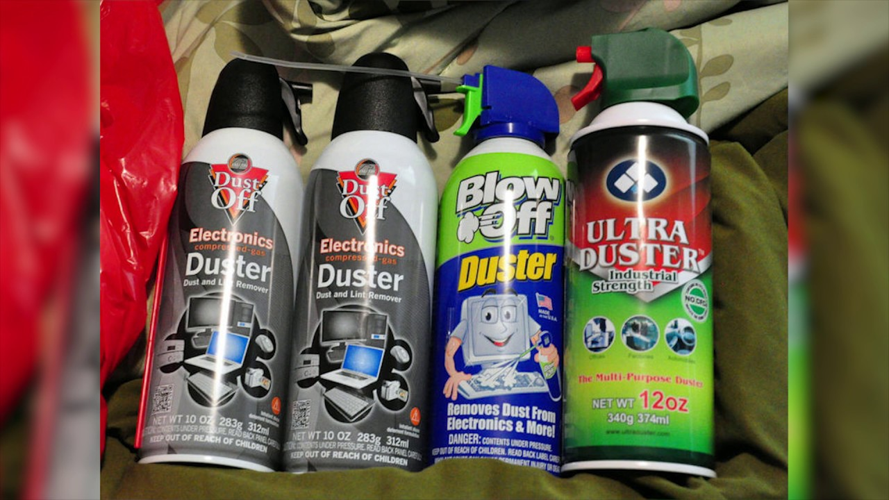 It's Like Nitrous Times Infinity - Air Duster Experience Report #1