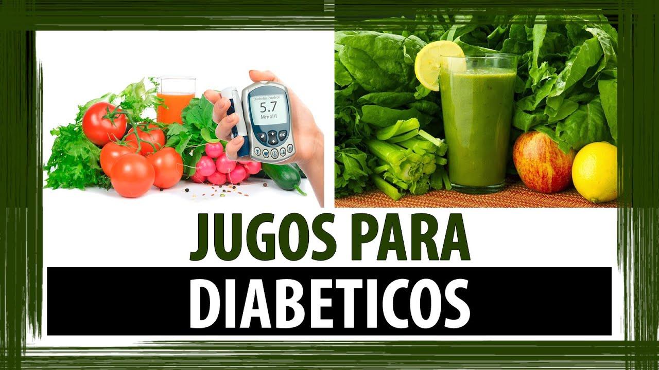 5 JUGOS PARA DIABETICOS | LICUADOS PARA DIABETICOS - YouTube
