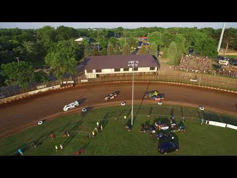 Dirt Kings Late Models - First Ever Dirt Race @ Angell Park Speedway