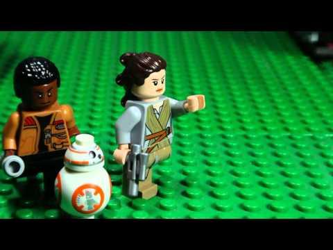 LEGO STAR WARS EPISODE VII THE FORCE AWAKENS - COMPILATION
