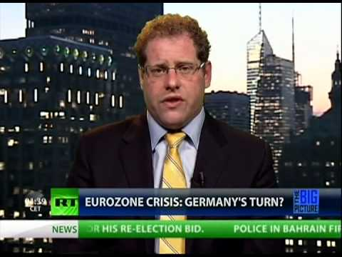 Eurozone Crisis Goes Critical - Germany's Turn?